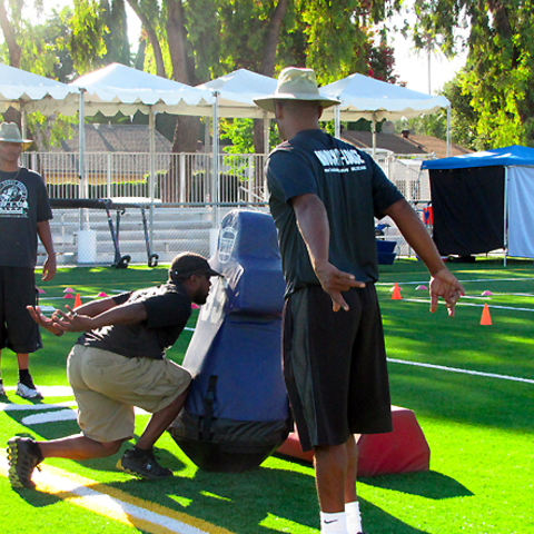 Helmet-Free-Tackle Safety & Performance Certification Clinic