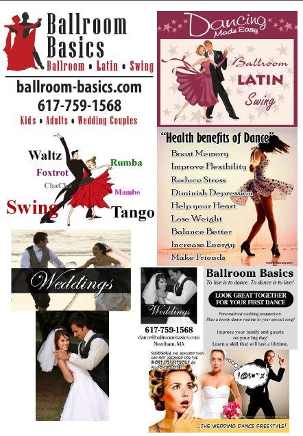 Ballroom Latin Swing Dance